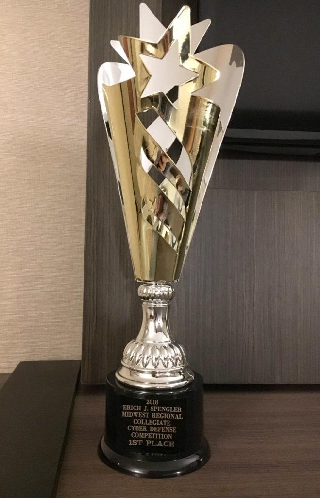 Cyber Defense Trophy