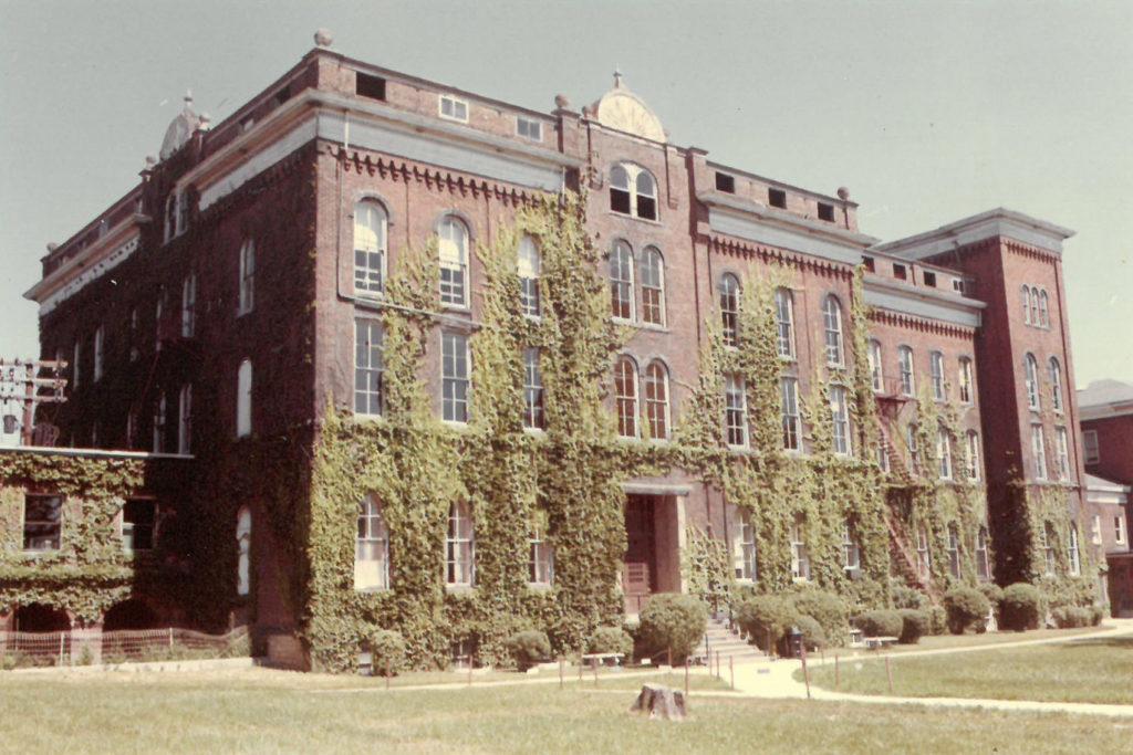 Hanser Hall