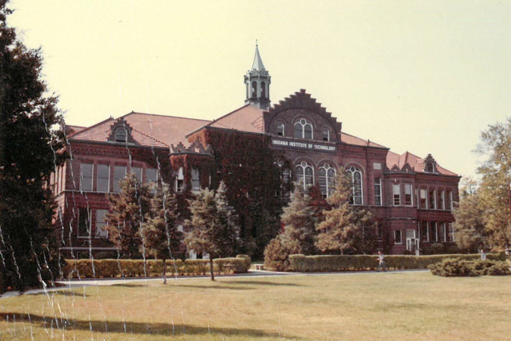 Schick Hall