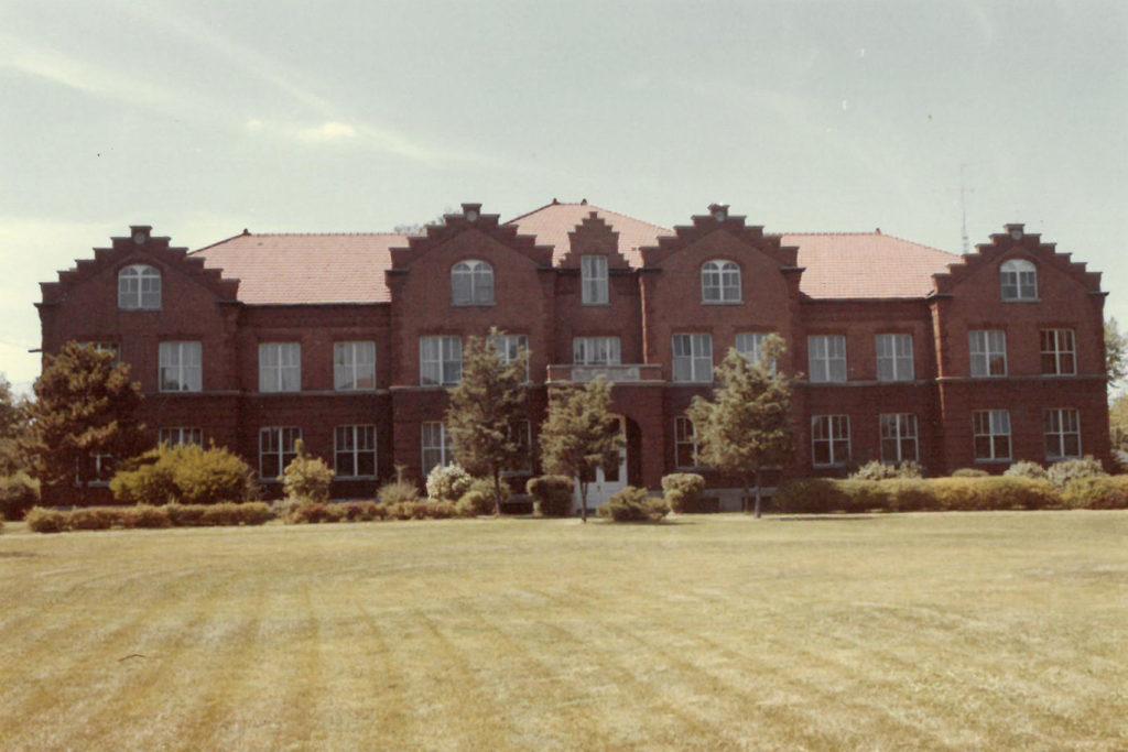 Sihler Hall
